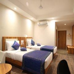 Отель Le ROI Raipur Индия, Райпур - отзывы, цены и фото номеров - забронировать отель Le ROI Raipur онлайн комната для гостей фото 3