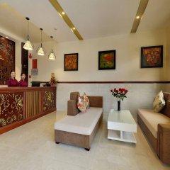 Отель Hoi An Ivy Hotel Вьетнам, Хойан - отзывы, цены и фото номеров - забронировать отель Hoi An Ivy Hotel онлайн интерьер отеля