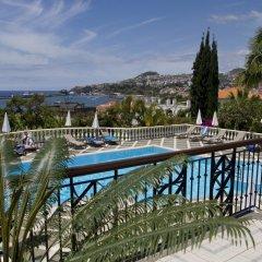 Отель Quinta Bela Sao Tiago Португалия, Фуншал - отзывы, цены и фото номеров - забронировать отель Quinta Bela Sao Tiago онлайн бассейн фото 2