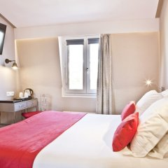 Hotel Eiffel Segur комната для гостей фото 4