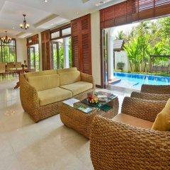 Отель Secret Garden Villas-Furama Beach Danang интерьер отеля фото 3