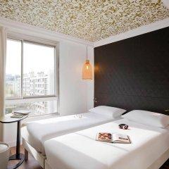 Отель Ibis Styles Paris Buttes Chaumont Париж комната для гостей фото 5