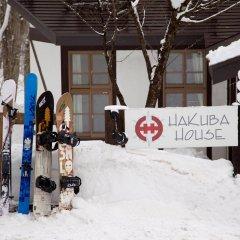 Отель Hakuba House Хакуба спортивное сооружение