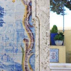 Отель Solar Do Castelo, a Lisbon Heritage Collection интерьер отеля
