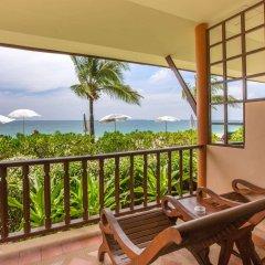 Отель Lanta Casuarina Beach Resort балкон