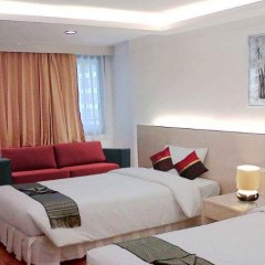 Отель Mg Mansion Бангкок комната для гостей фото 2