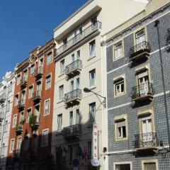Отель Do Chile Португалия, Лиссабон - отзывы, цены и фото номеров - забронировать отель Do Chile онлайн