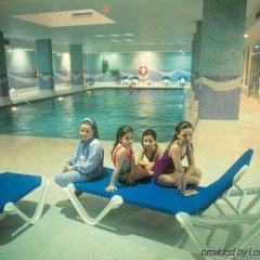 Hotel AR Roca Esmeralda & Spa фитнесс-зал