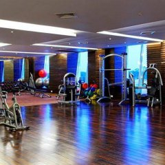Отель VW Canyon фитнесс-зал фото 2