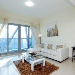 Отель Kennedy Towers - Park Towers Дубай комната для гостей фото 2