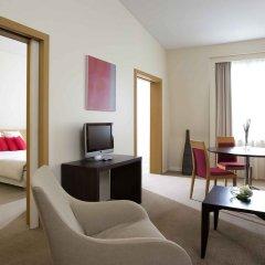 Отель Novotel Chateau de Maffliers комната для гостей фото 5