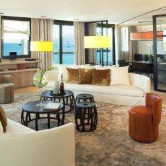 Отель JW Marriott Cannes Франция, Канны - 2 отзыва об отеле, цены и фото номеров - забронировать отель JW Marriott Cannes онлайн интерьер отеля фото 3