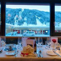 Отель Grischa - DAS Hotel Davos Швейцария, Давос - отзывы, цены и фото номеров - забронировать отель Grischa - DAS Hotel Davos онлайн помещение для мероприятий фото 2