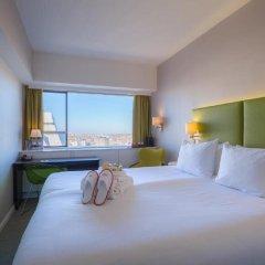 Отель Thon Hotel Brussels City Centre Бельгия, Брюссель - 4 отзыва об отеле, цены и фото номеров - забронировать отель Thon Hotel Brussels City Centre онлайн комната для гостей фото 2