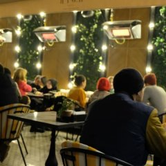 Bandırma Palas Hotel Эрдек интерьер отеля