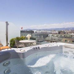 Отель Beau Rivage Geneva Швейцария, Женева - 2 отзыва об отеле, цены и фото номеров - забронировать отель Beau Rivage Geneva онлайн бассейн