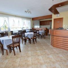 Отель Studios Kostas & Despina питание