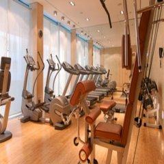 Отель Park Hyatt Zurich фитнесс-зал фото 4