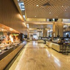 Rixos Downtown Antalya Турция, Анталья - 7 отзывов об отеле, цены и фото номеров - забронировать отель Rixos Downtown Antalya онлайн питание фото 3