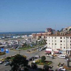 Отель Otel Topcuoglu пляж
