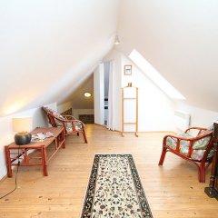 Отель V Podhoří комната для гостей