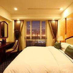 Отель Shanghai hongqiao airport argyle hotel Китай, Шанхай - отзывы, цены и фото номеров - забронировать отель Shanghai hongqiao airport argyle hotel онлайн комната для гостей фото 4