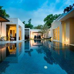 Отель Excellence Beachfront Villa Таиланд, пляж Май Кхао - отзывы, цены и фото номеров - забронировать отель Excellence Beachfront Villa онлайн бассейн фото 3