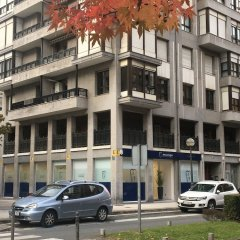 Отель Plaiaundi by Basquelidays Испания, Ирун - отзывы, цены и фото номеров - забронировать отель Plaiaundi by Basquelidays онлайн парковка