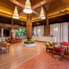 Отель Thara Patong Beach Resort & Spa Таиланд, Пхукет - 7 отзывов об отеле, цены и фото номеров - забронировать отель Thara Patong Beach Resort & Spa онлайн интерьер отеля фото 3