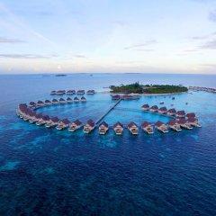 Отель Centara Grand Island Resort & Spa Maldives All Inclusive пляж фото 2