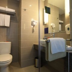 Отель Holiday Inn Express Shanghai New Hongqiao ванная