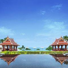 Отель Amatara Wellness Resort Таиланд, Пхукет - отзывы, цены и фото номеров - забронировать отель Amatara Wellness Resort онлайн бассейн