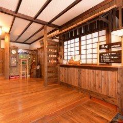 Отель Tsuetate Onsen Izumiya Япония, Минамиогуни - отзывы, цены и фото номеров - забронировать отель Tsuetate Onsen Izumiya онлайн интерьер отеля