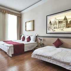 Отель Lion Premium Hotel Венгрия, Будапешт - отзывы, цены и фото номеров - забронировать отель Lion Premium Hotel онлайн комната для гостей фото 2