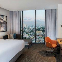 Отель Hilton Guadalajara Midtown Мексика, Гвадалахара - отзывы, цены и фото номеров - забронировать отель Hilton Guadalajara Midtown онлайн фото 3