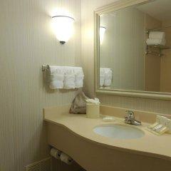 Отель Hilton Garden Inn Columbus Airport ванная фото 2