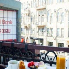 Отель Bristol Hotel Азербайджан, Баку - 9 отзывов об отеле, цены и фото номеров - забронировать отель Bristol Hotel онлайн питание фото 2