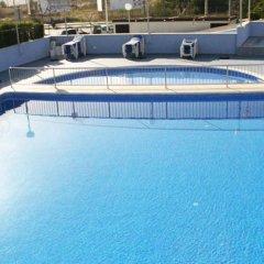 Отель Apartamentos Hipocampos бассейн