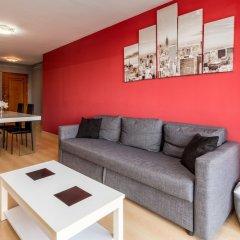 Отель Travel Habitat Torres Serranos B Испания, Валенсия - отзывы, цены и фото номеров - забронировать отель Travel Habitat Torres Serranos B онлайн комната для гостей фото 5