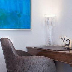 Отель arthausHOTEL Швейцария, Давос - отзывы, цены и фото номеров - забронировать отель arthausHOTEL онлайн удобства в номере фото 2