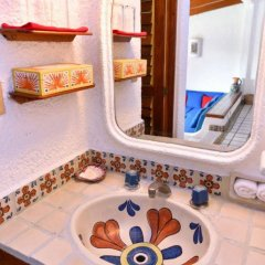 Отель Villa de la Roca ванная