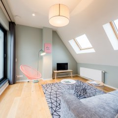Отель Smartflats Design - Grand-Place Брюссель комната для гостей фото 4