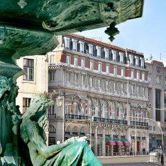 Отель Avenida Palace Лиссабон приотельная территория