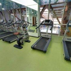 Hani Hotel фитнесс-зал фото 4