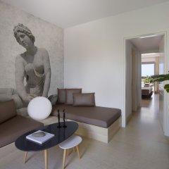 Отель 9 Muses Santorini Resort комната для гостей фото 2