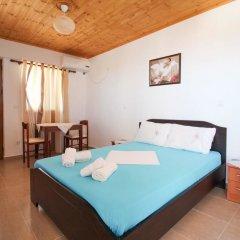 Отель Villa Abedini Албания, Ксамил - отзывы, цены и фото номеров - забронировать отель Villa Abedini онлайн комната для гостей фото 3