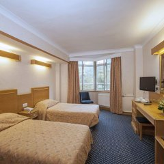 The President Hotel комната для гостей