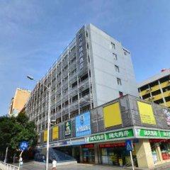 No. 8 Hotel Shenzhen Luohu вид на фасад