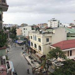 Отель Hong Thien 2 Вьетнам, Хюэ - отзывы, цены и фото номеров - забронировать отель Hong Thien 2 онлайн балкон