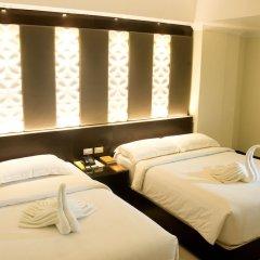 Отель M Citi Suites сейф в номере